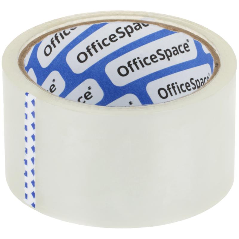 Клейкая лента упаковочная OfficeSpace  48*40м, 40мкм