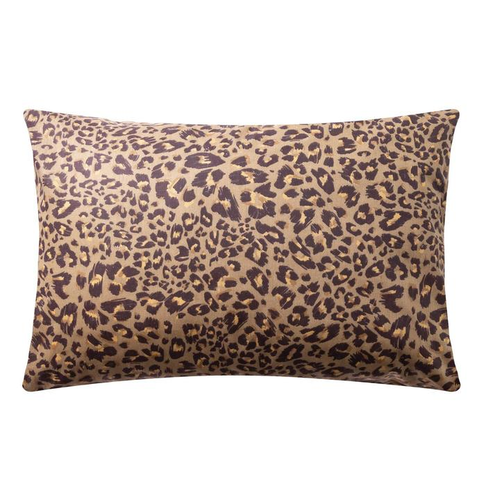 Наволочка Экономь и Я 50х70 см «Леопард», 100 гр/м2