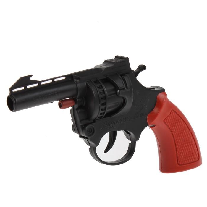 Пистолет «Заряд», стреляет 8-ми зарядными пистонами