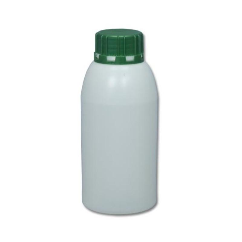 Бутыль п/э 0,5-57 натуральная с пробкой74 х 74 х 170