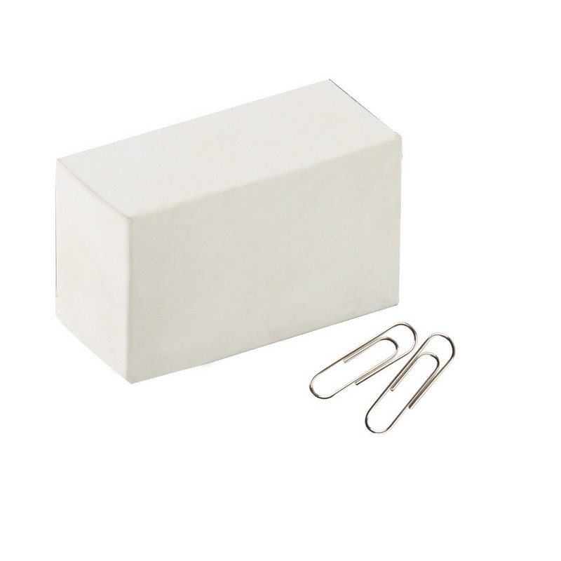 Скрепки Attache Economy 28 мм никелированные, 100 шт./ в картон. кор