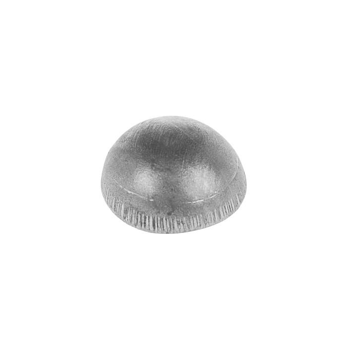Полусфера d25х2 мм