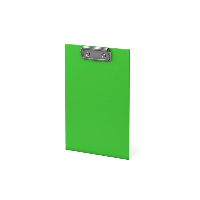 Планшет с зажимом А5, ErichKrause Neon, зелёный