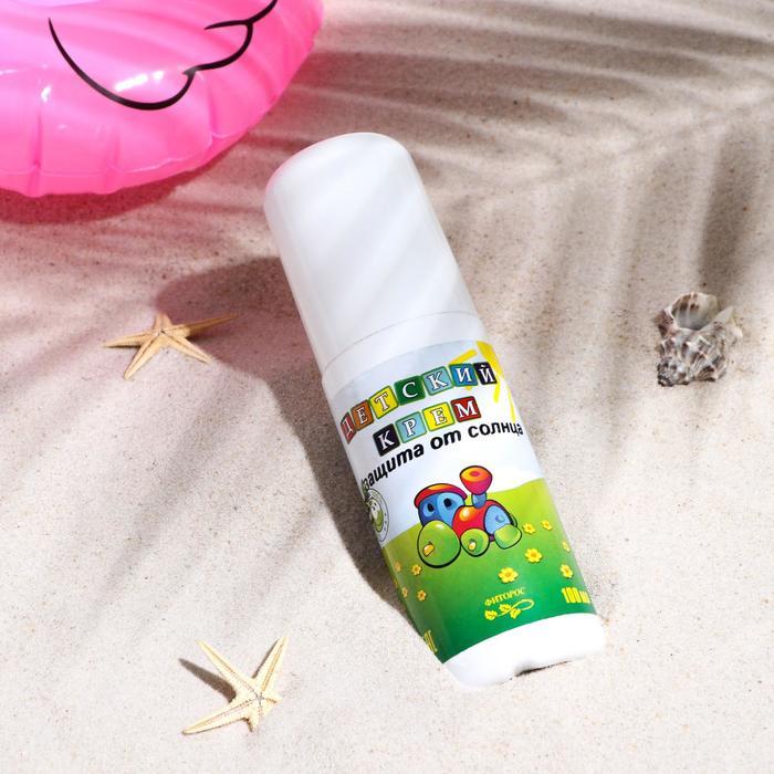 Крем детский «Фиторос» солнцезащитный с SPF, 100 мл