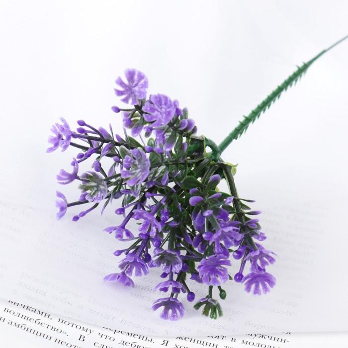 """Букет """"Мелкие цветочки"""" 17 см, микс"""