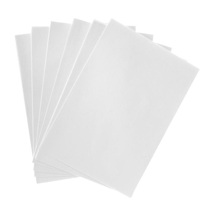 Бумага писчая газетная А4, Calligrata 100 листов, Соликамский ЦБК, 48.8 г/м?, белизна 60%