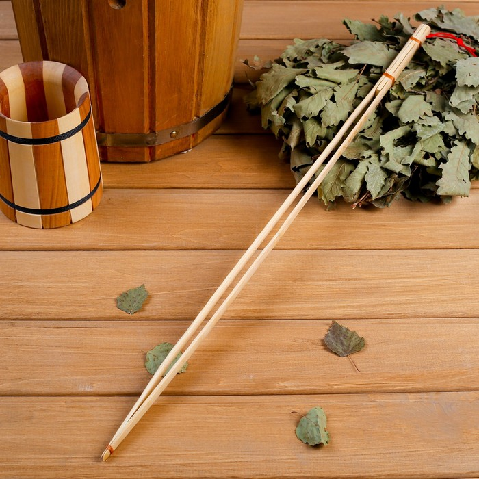 Массажёр из бамбука 60см