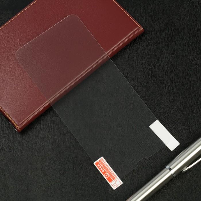 Защитная пленка LuazON, для iPhone XS Max, прозрачная