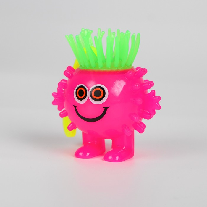 Ёжка световой «Чудик», цвета МИКС