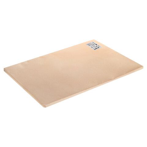 Бумага для акварели А2 420х594 мм, 1 лист, 200 г/м2, ГОЗНАК СПб, зерно, BRAUBERG ART CLASSIC, 113210