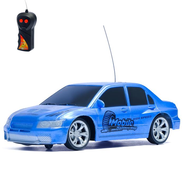 Машина на радиоуправлении «Эво», МИКС