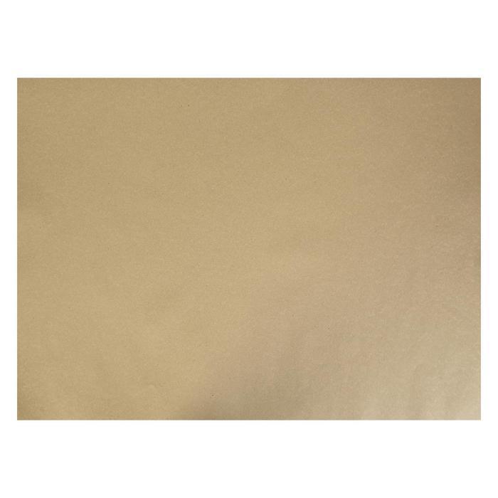 Крафт-бумага, 300 х 420 мм, 170 г/м?, коричневая