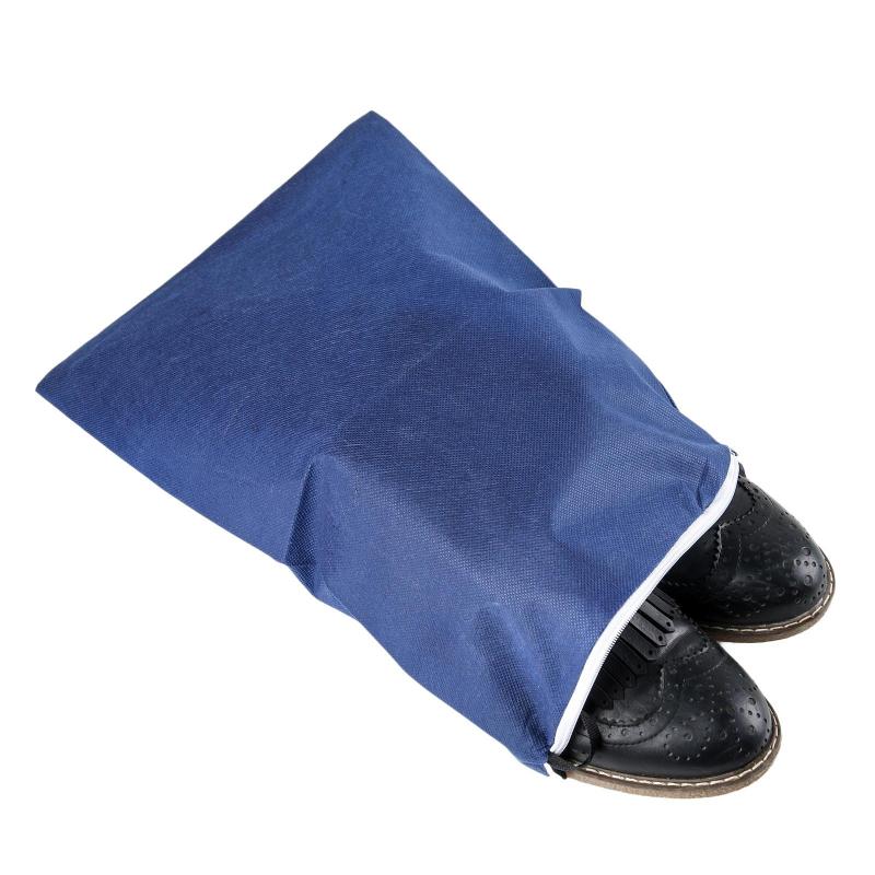 Чехол для обуви 38x26 см, спанбонд, цвет МИКС,1223243