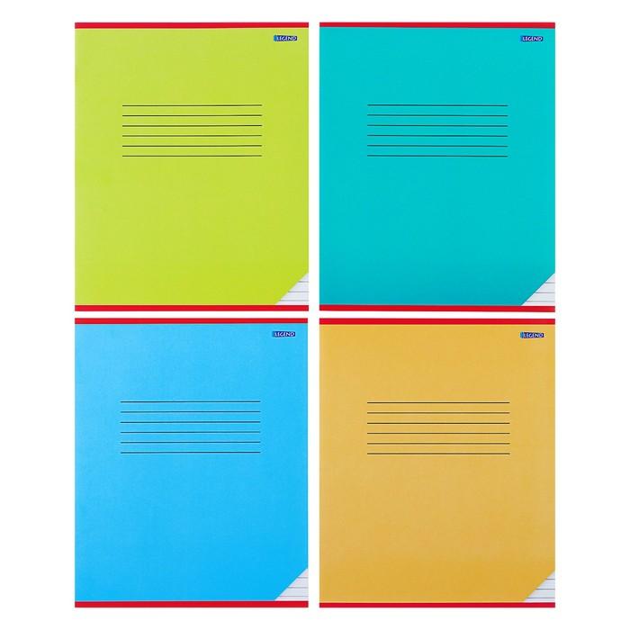 Брошюра для записей 12 листов линейка «Классика-7», обложка мелованная бумага