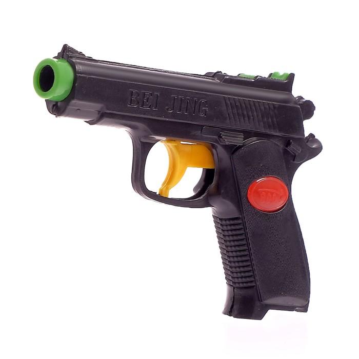 Пистолет механический «Спецназ», цвета МИКС