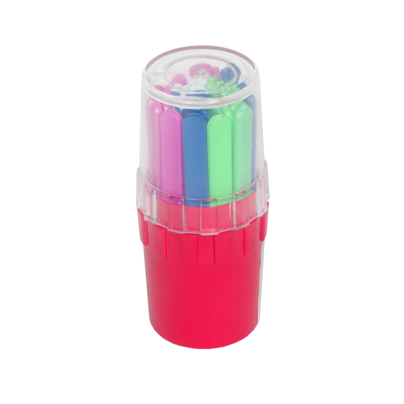 Счетные палочки 40 шт. многоцветных в пенале