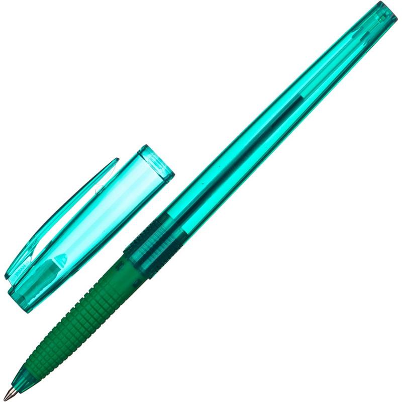 Ручка шариковая PILOT Super Grip G BPS-GG-F-G резин.манжет. зеленая 0,22мм