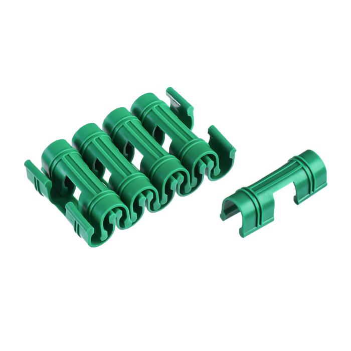 Зажим для крепления укрывного материала, d = 16 мм, набор 10 шт.