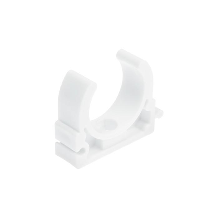 Опора VALFEX, 25/27 мм, полипропиленовая, без защелки