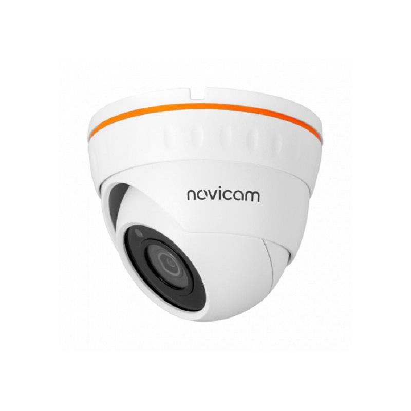 IP-камера NOVIcam BASIC 32 v.1336 уличная всепогодная купольная (1336)