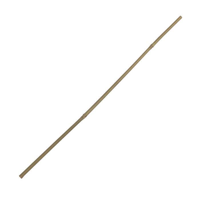 Колышек для подвязки растений, h = 60 см, ножка d = 0,8-1 см, бамбук