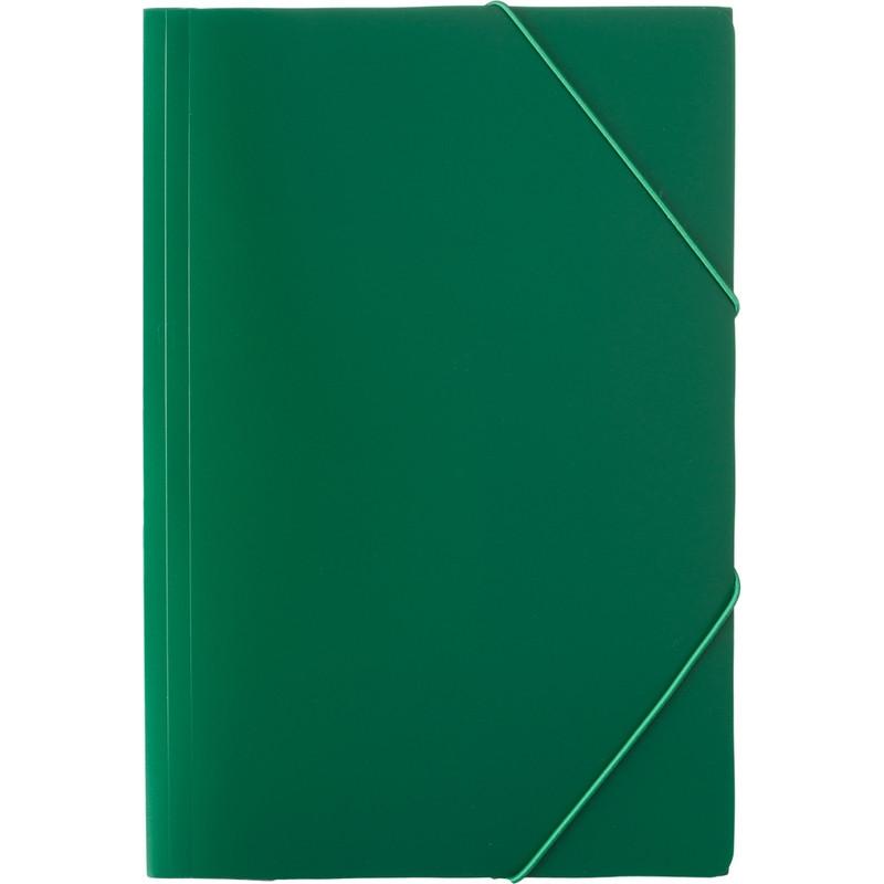 Папка на резинках Attache Economy 045-PR-E зеленый