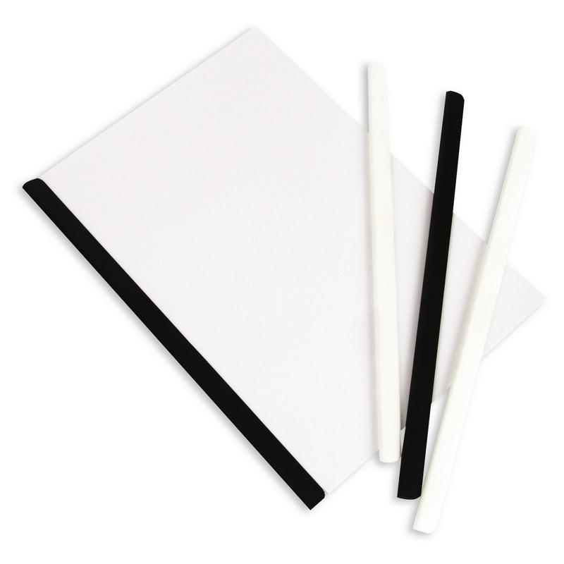 Скрепки -шина BANTEX на 1-50 листов белые Дания 100400281/804207