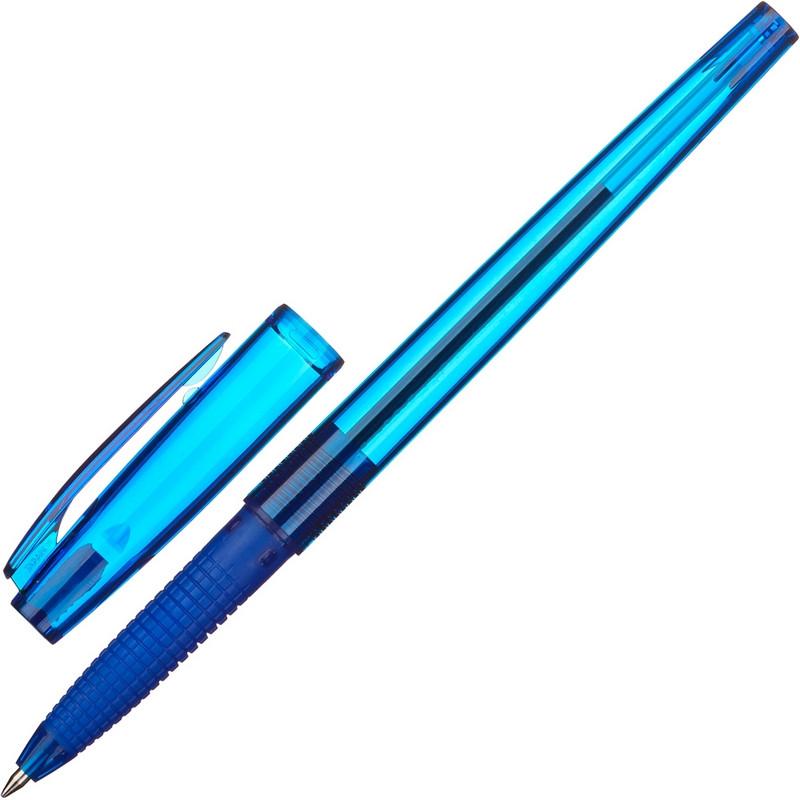 Ручка шариковая PILOT Super Grip G BPS-GG-F-L резин.манжет. синяя 0,22мм