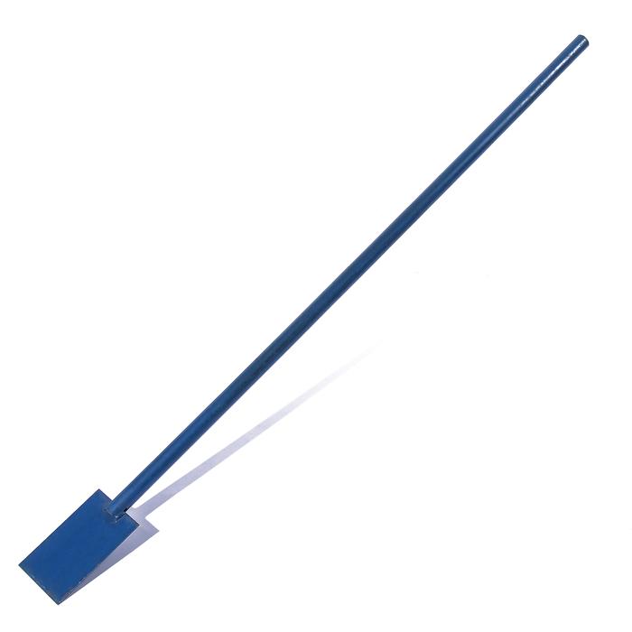 Ледоруб, ширина 100 мм, с металлическим черенком
