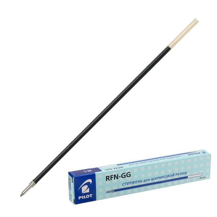 Стержень шариковый 142 мм Pilot, синий 1.0 мм, для ручек BPS-GP, BP-SF, BPS-GG (RFN-GG-М)