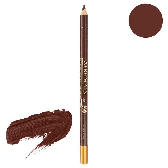 Карандаш Airemain, с точилкой, цвет коричневый № 40