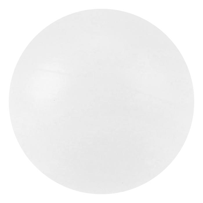 Мяч для настольного тенниса, 40 мм, цвет белый