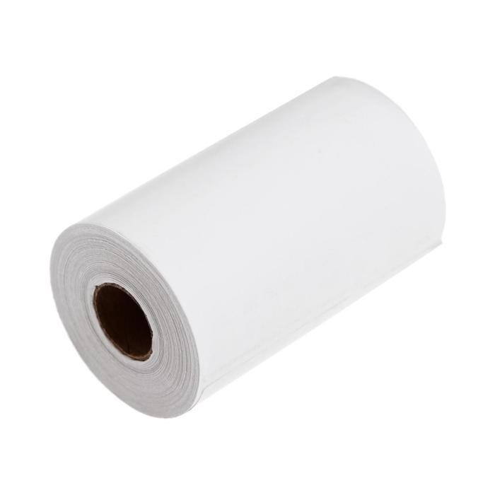 Чековая лента термо 57мм 12м 57х12х12, 48г/м2