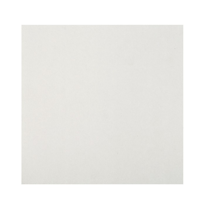 Картон переплетный 0.9 мм, 30х30 см, 540 г/м?, белый