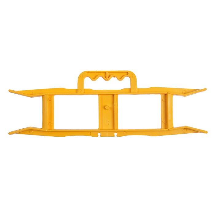 Каркас-рамка V.I.-TOK, для уличных удлинителей, жёлтый