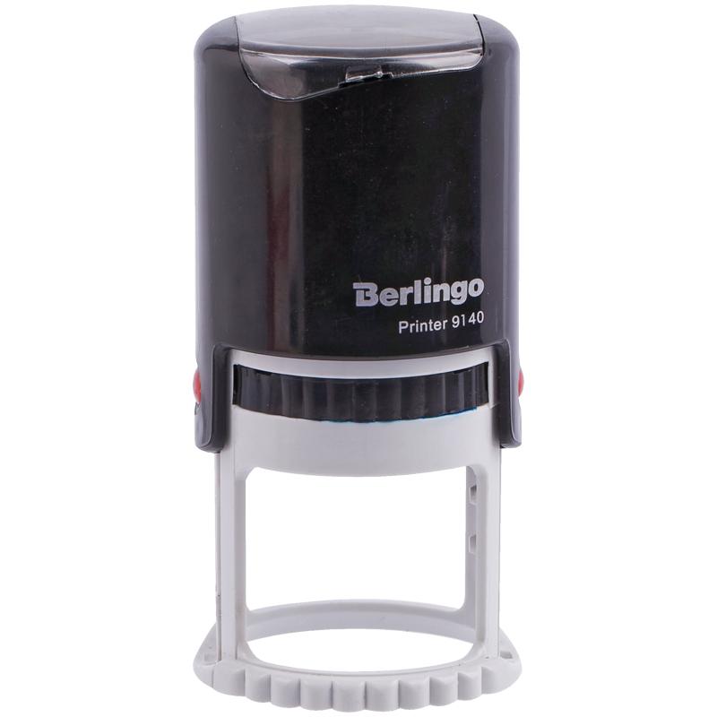 """Оснастка для печати Berlingo """"Printer 9140"""", €40мм, пластмассовая, коробка"""