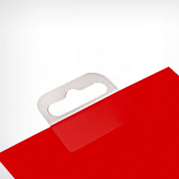 Крючок-вешалка самоклеящийся HANG TAB-4, цвет прозрачный
