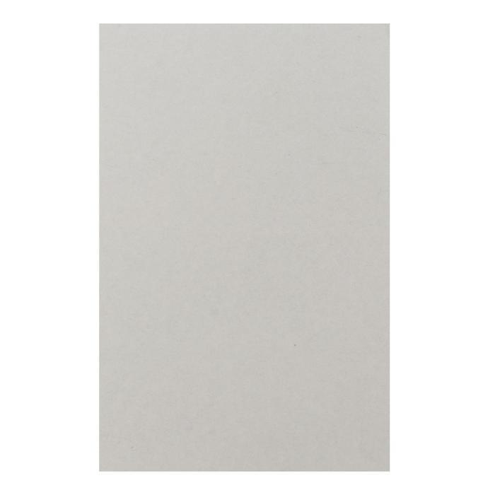 Картон переплетный 0.9 мм 10*15 см 540 г/м? белый