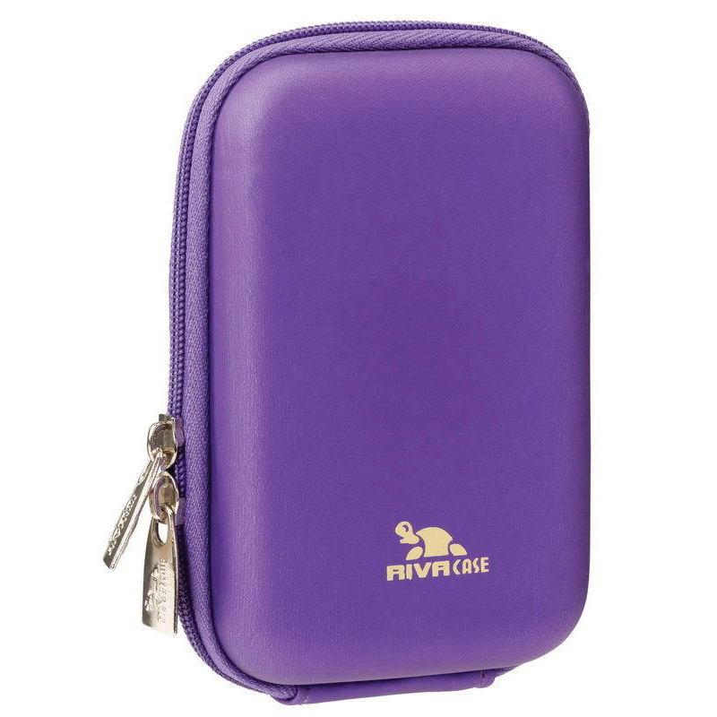 Чехол для фотокамеры Riva 7103 (PU) Digital Case ultra violet