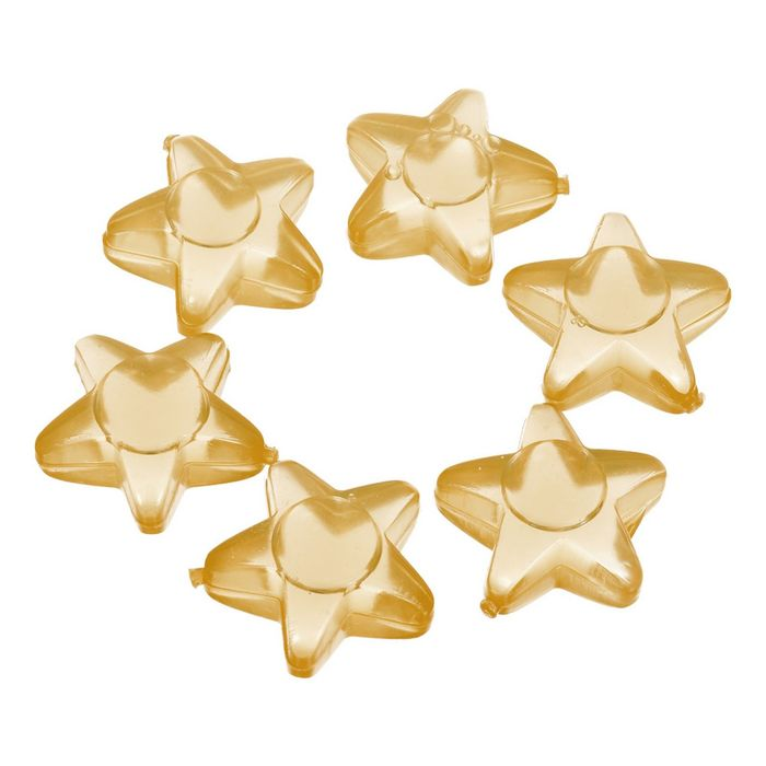 Лёд многоразовый, «Звезды», 6 шт