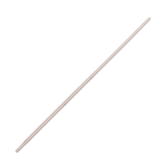 Черенок берёзовый, d = 22 мм, длина 120 см