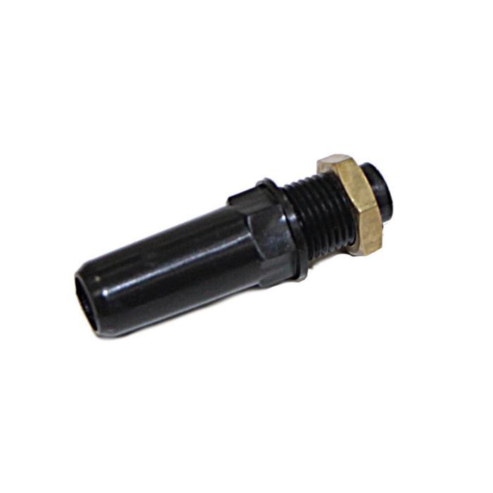 Пластиковый выпускной переходник диаметер10 мм N