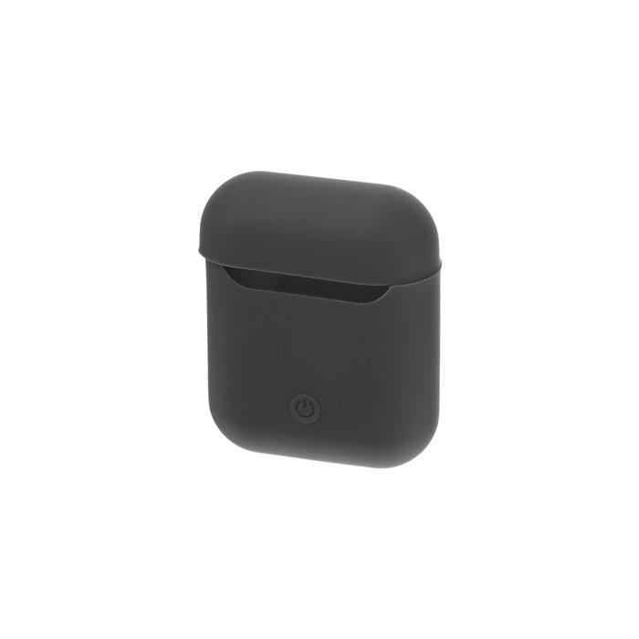 Чехол Silicon Case для AirPods, серый