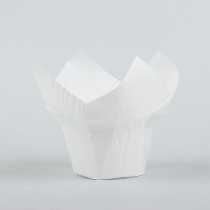 """Форма для выпечки """"Тюльпан"""", 5 х 8,5 см"""