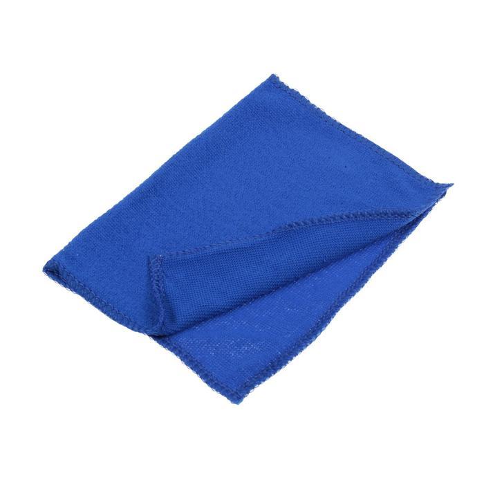 Салфетка для автомобиля, микрофибра 20?30 см, синяя