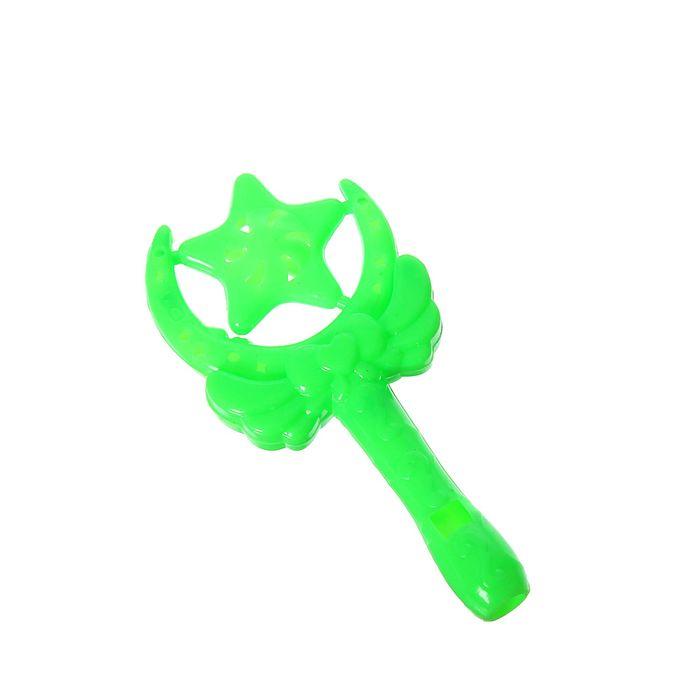 Свисток «Звёздочка», цвета МИКС