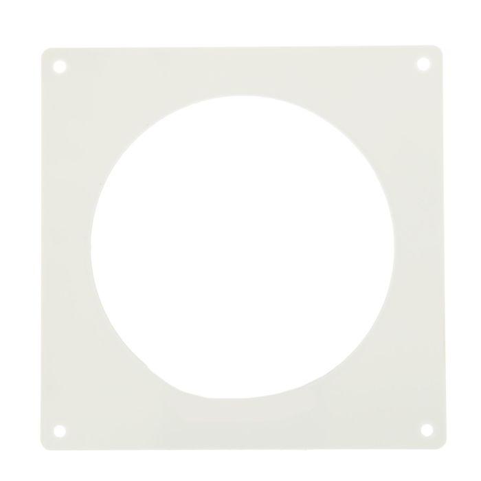 Накладка круглая VENTS, настенная, d=125 мм