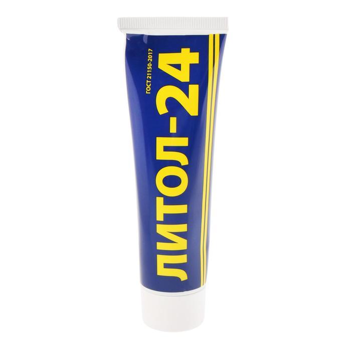 Смазка Литол-24, туба, 100 гр