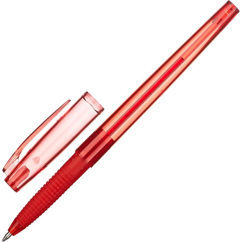 Ручка шариковая PILOT Super Grip G BPS-GG-F-R резин.манжет. красная 0,22мм