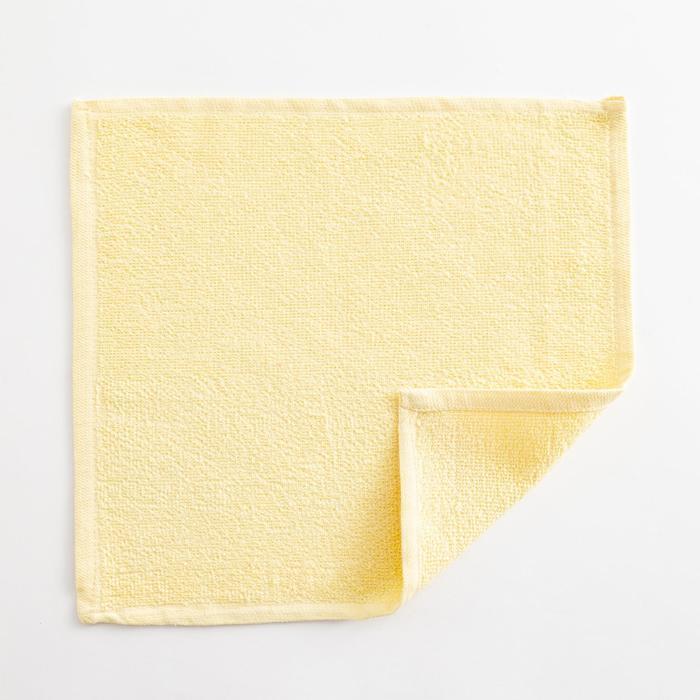 Полотенце махровое Экономь и Я 30х30 см, цв. сандаловый, 100% хл, 260 гр/м2
